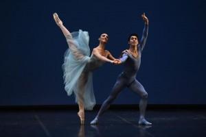 Martina e Francesco, Accademia Teatro alla Scala - foto di Roberto Ricci
