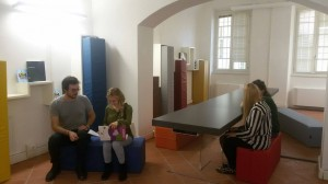 Erasmus and International  Home, sala multiattività