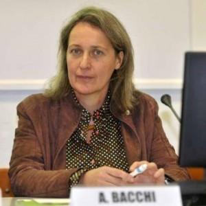 Professoressa Alessia Bacchi