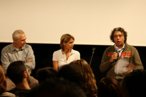 I responsabili del progetto per Toschi, Associazione Sirio e Associazione Culturale Kinoki