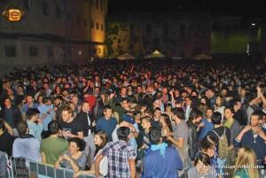 Evento organizzato nel 2014 da RadioRevolution all'ex carcere