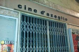 Cinema D'Azeglio, esterno