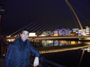Andrea a Dublino