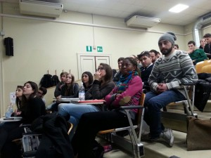 incontro dei partecipanti con i consulenti Legacoop