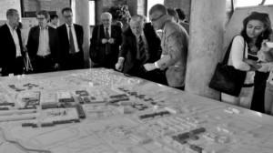 Per un nuovo Ateneo: i nostri interventi architettonici