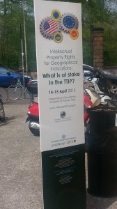 Convegno What is at stake in the Ttip?