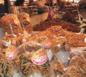street food tailandese