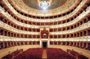 sala teatro regio di parma