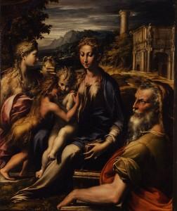 800px-Parmigianino_-_Madonna_con_Bambino_e_angeli,_detta_Madonna_dal_collo_lungo_-_Google_Art_Project