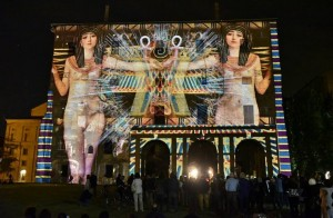 video mapping5