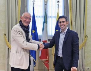 Pizzarotti e Borghi firmano la convenzione quadro