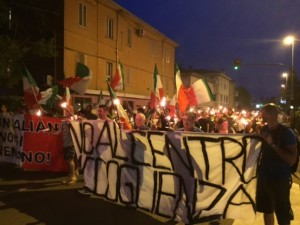 Migranti Parma