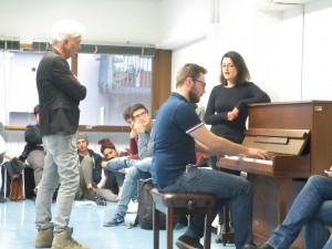 Capas laboratorio musicale