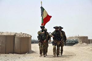 ++ AFGHANISTAN: SPARI SU MILITARI ITALIANI, DUE FERITI ++