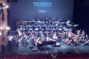 Wim Mertens al Teatro Regio