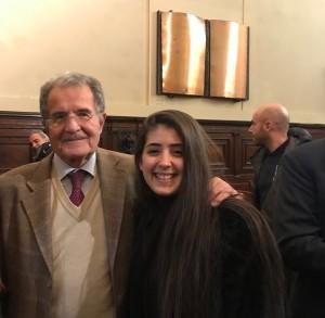 Romano Prodi all'Università di Parma