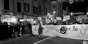 Corteo antirazzista Parma