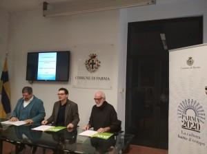 Mario Mascitelli, Michele Guerra e Luigi Allegri
