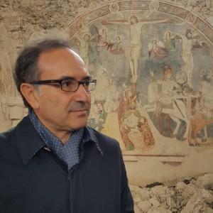 Il professore Giuliano Volpe