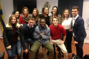 Gli undici giovani attori