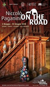 Paganini on the Road