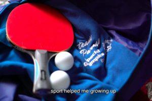 Lo sport mi ha aiutato a crescere