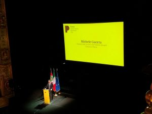 Guerra Teatro Regio Parma 2020