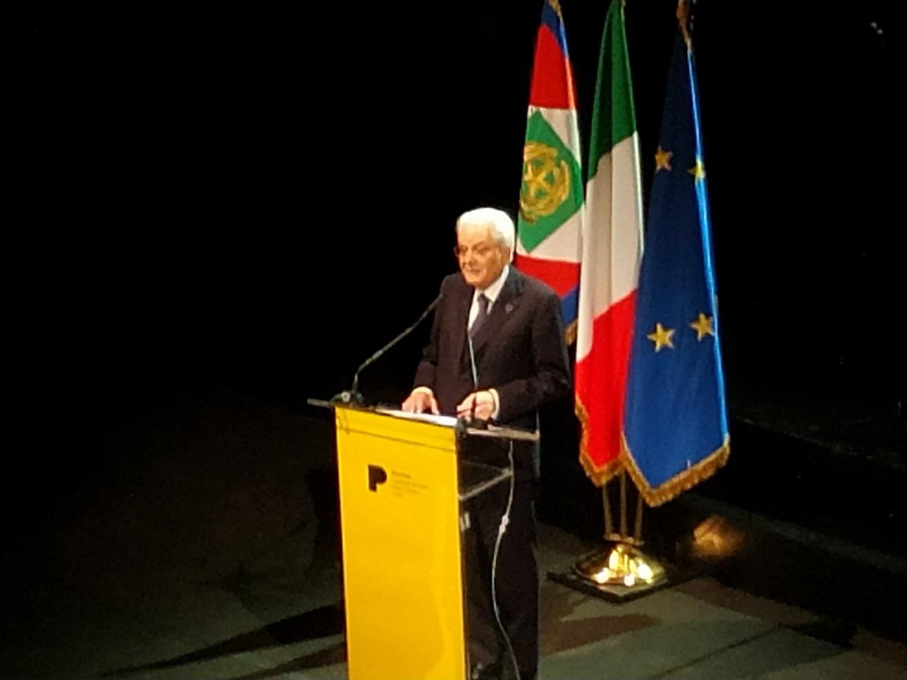 Parma 2020 Teatro Regio Presidente Mattarella 2