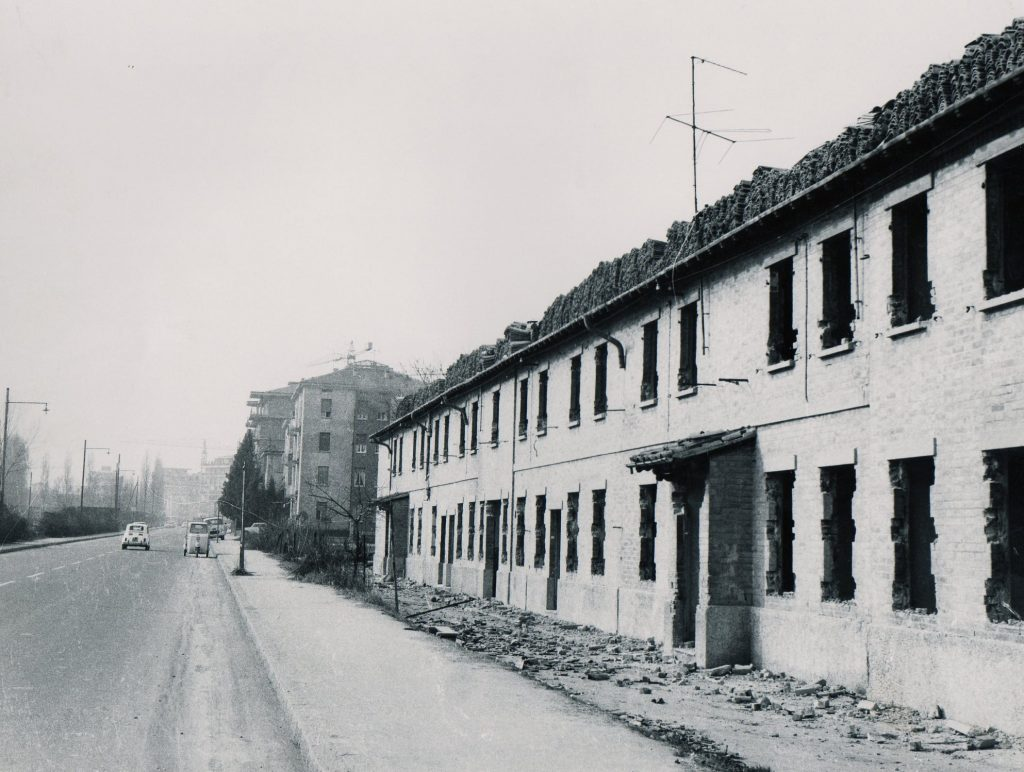 capannoni di parma in demolizione foto di Giovanni Ferraguti