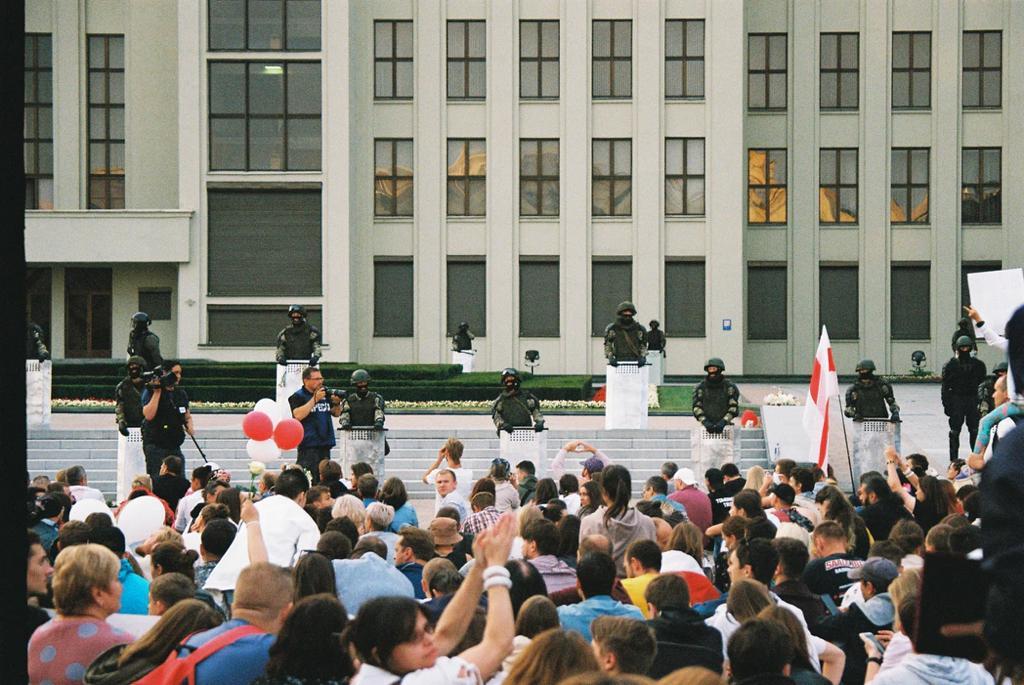 Bielorussia manifestazioni