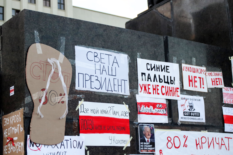 Bielorussia Proteste 2