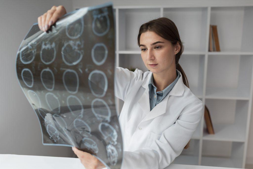 lastre mediche tumore