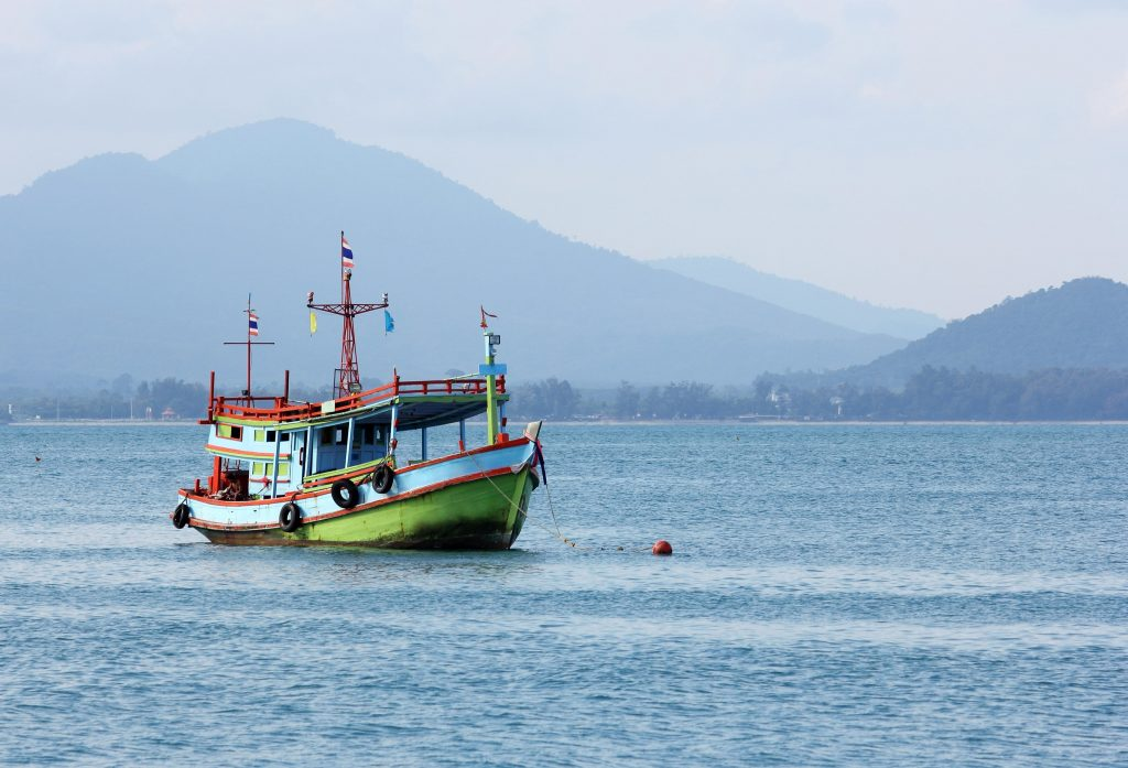 barca thailandia