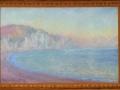Claude.Monet.Falaises...Pourville.soleil.levant.1897.olio.su.tela.cm.66.x.101.1