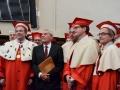 Paolo Conte professore ad honorem